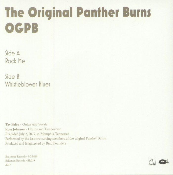 ORIGINAL PANTHER BURNS OGPB, The - Rock Me