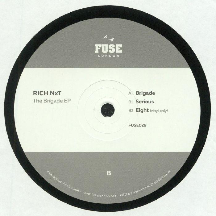 RICH NXT - The Brigade EP