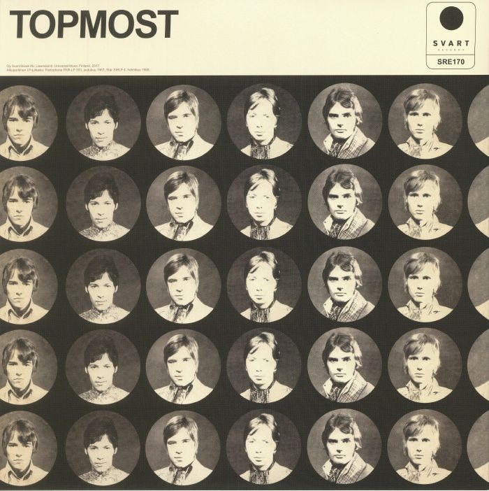 TOPMOST - Topmost (reissue)