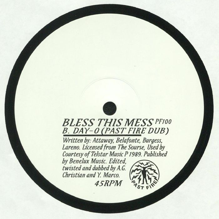 BLESS THIS MESS - Day O