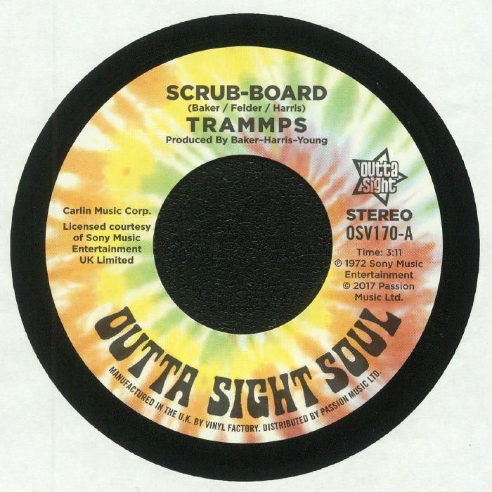 TRAMMPS - Scrub Board