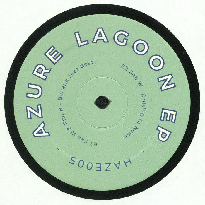 SEB W & PHIL B - Azure Lagoon EP