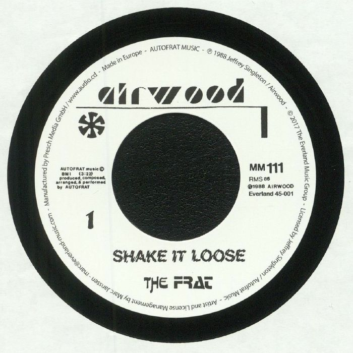 FRAT, The - Shake It Loose
