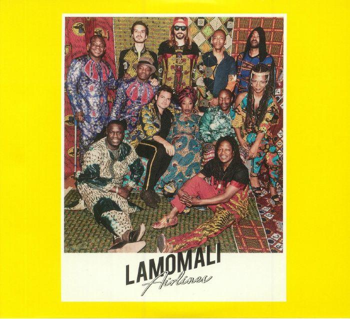 M/TOUMANI DIABATE/SIDIKI DIABATE - Lamomali Airlines: Live