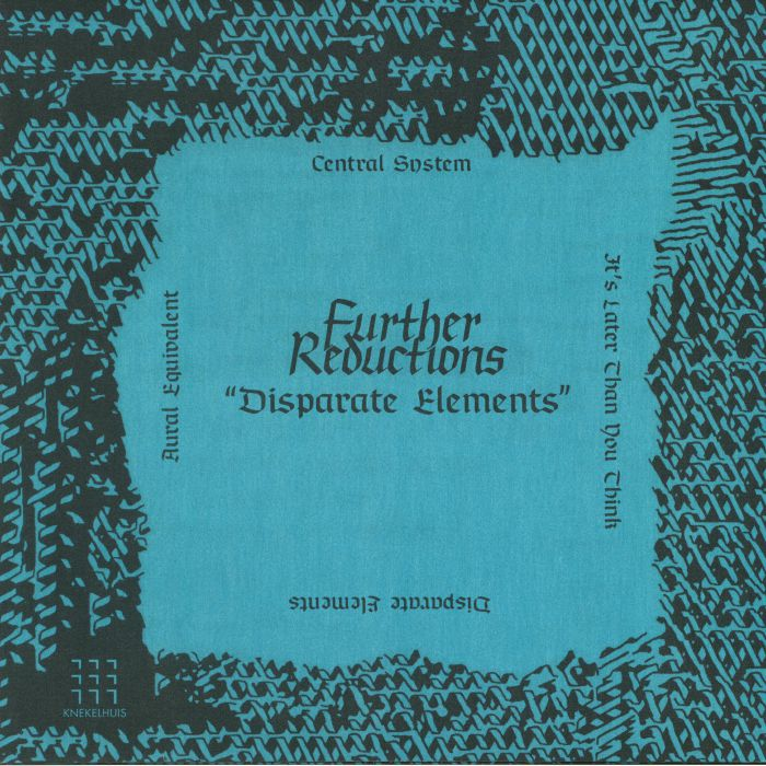 FURTHER REDUCTIONS - Disparate Elements