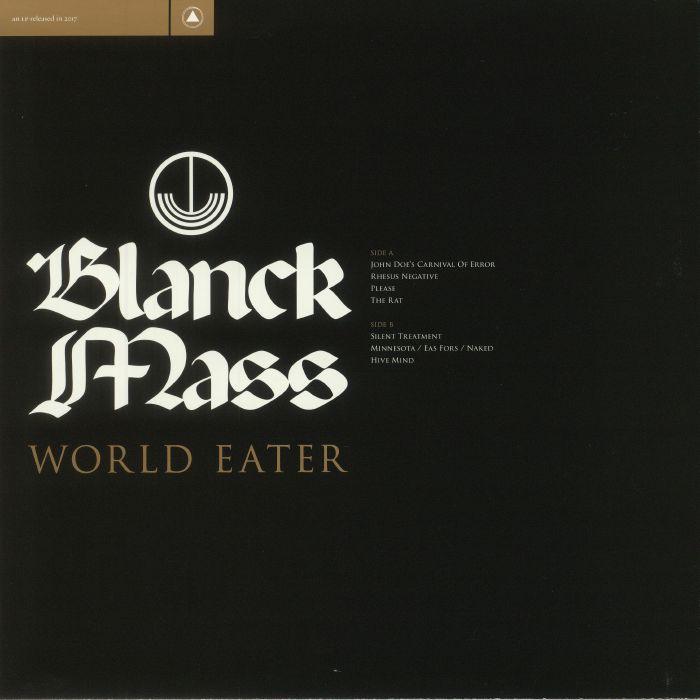 BLANCK MASS - World Eater (reissue)