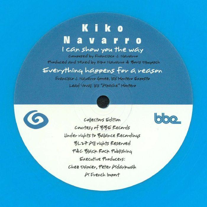 NAVARRO, Kiko - I Can Show You The Way