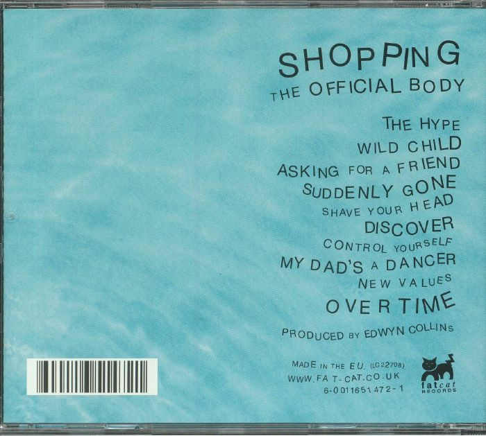 SHOPPING - The Official Body