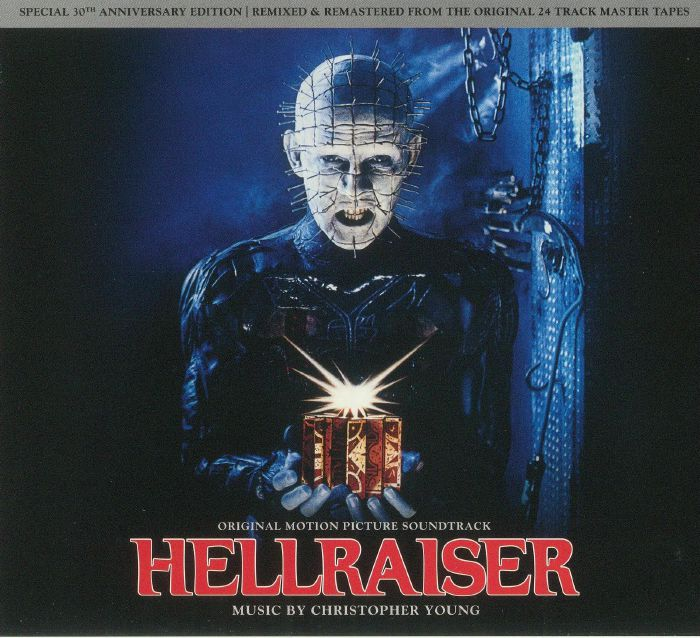 YOUNG, Christopher - Hellraiser: 30th Anniversary Edition (Soundtrack) (remastered)