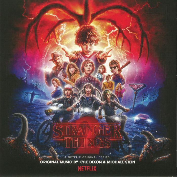 DIXON, Kyle/MICHAEL STEIN - Stranger Things 2 (Soundtrack)