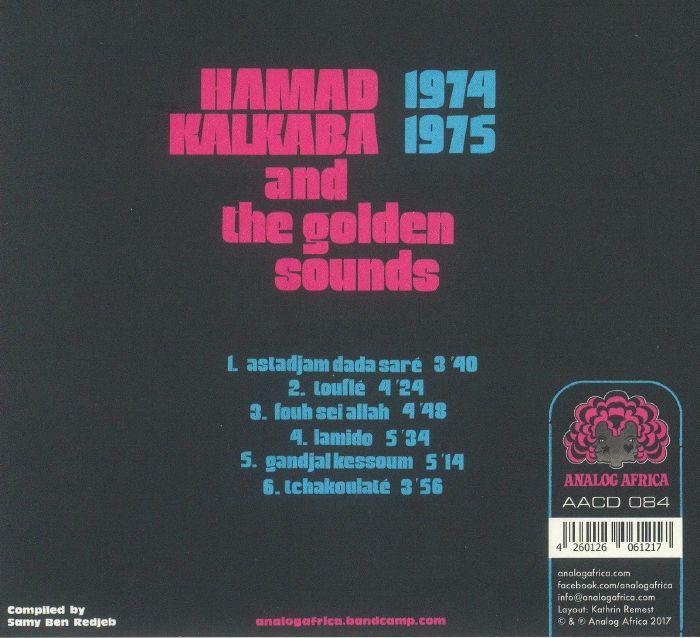 KALKABA, Hamad/THE GOLDEN SOUNDS - Hamad Kalkaba & The Golden Sounds 1974-1975
