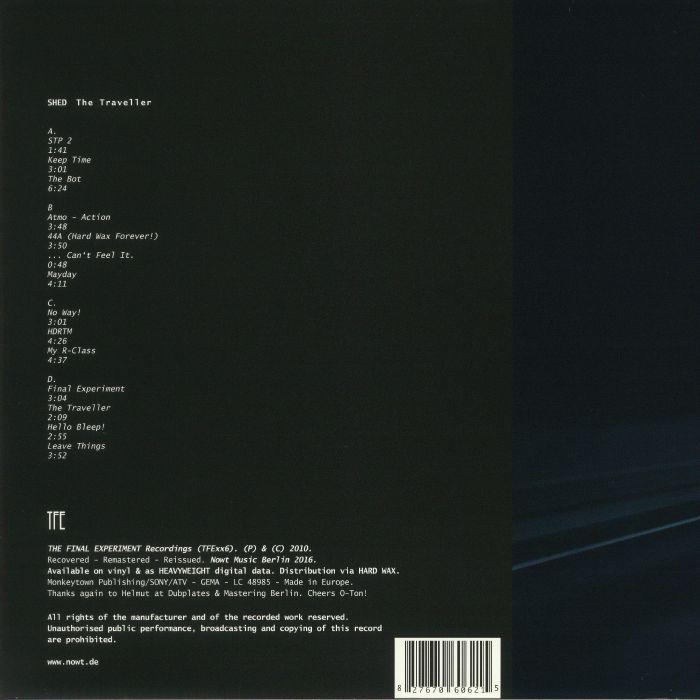 SHED - The Traveller (remastered)
