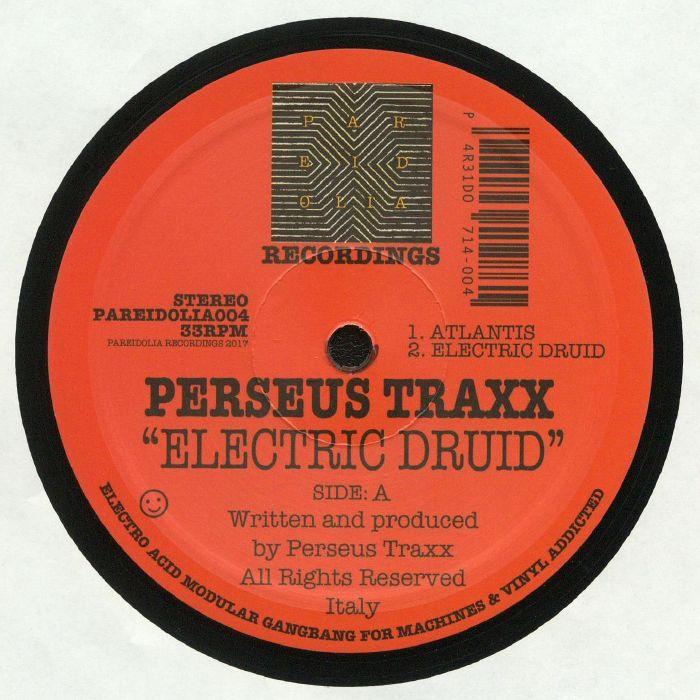 PERSEUS TRAXX - Electric Druid