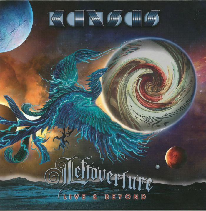 KANSAS - Leftoverture: Live & Beyond