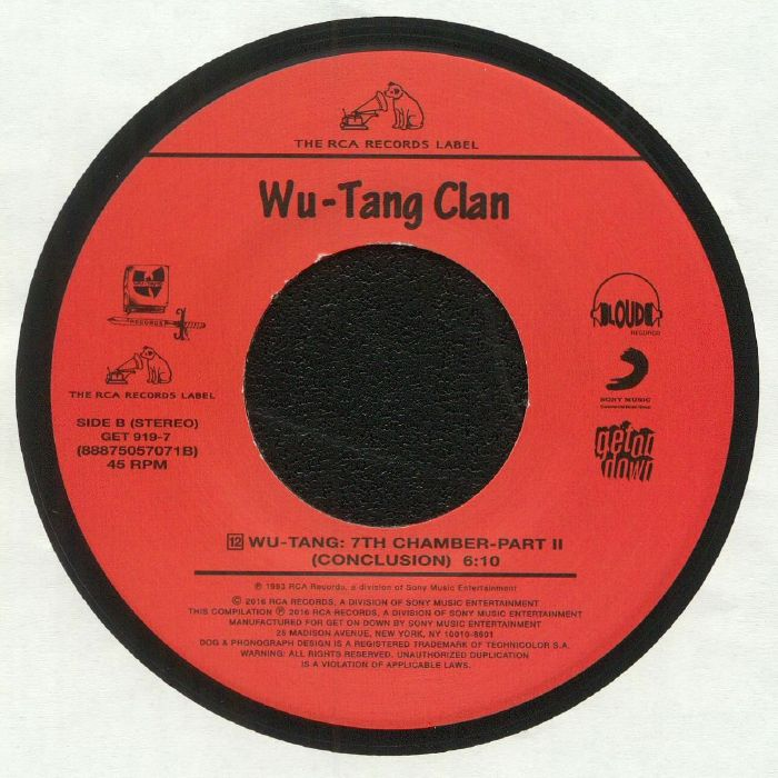 WU TANG CLAN - Tearz