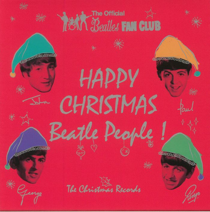 BEATLES, The - Happy Christmas Beatles People: The Christmas Records