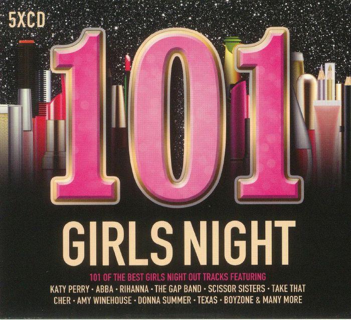 VARIOUS - 101 Girls Night