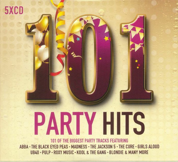 VARIOUS - 101 Party Hits