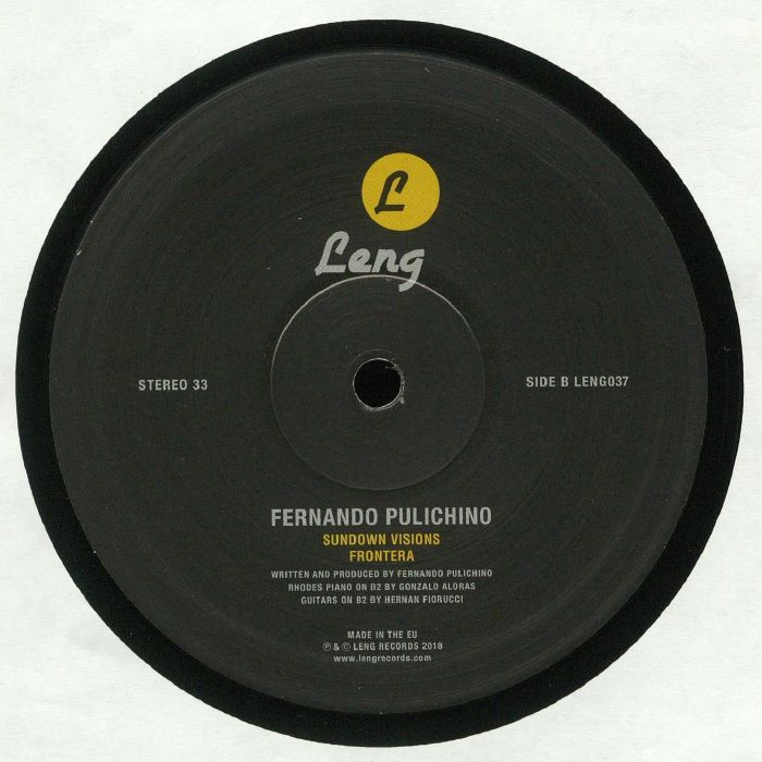 PULICHINO, Fernando - Search Of Indigo