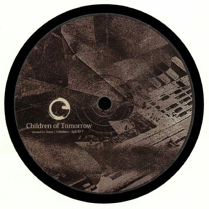 LE TEXIER, Arnaud/UNBALANCE - Split EP 7