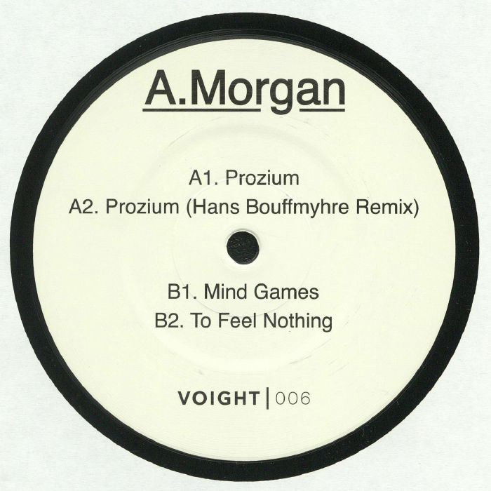 MORGAN, A - Prozium
