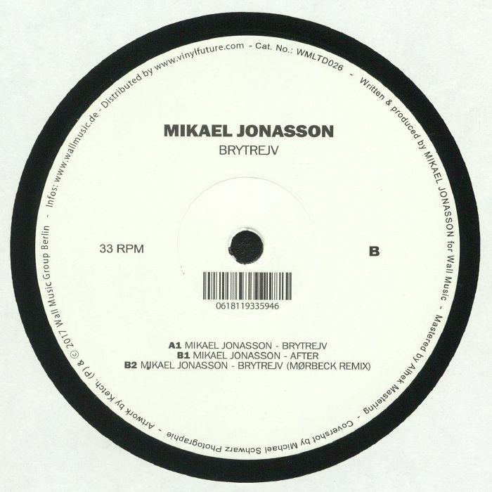 JONASSON, Mikael - Brytrejv