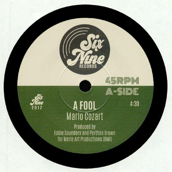 COZART, Marlo - A Fool
