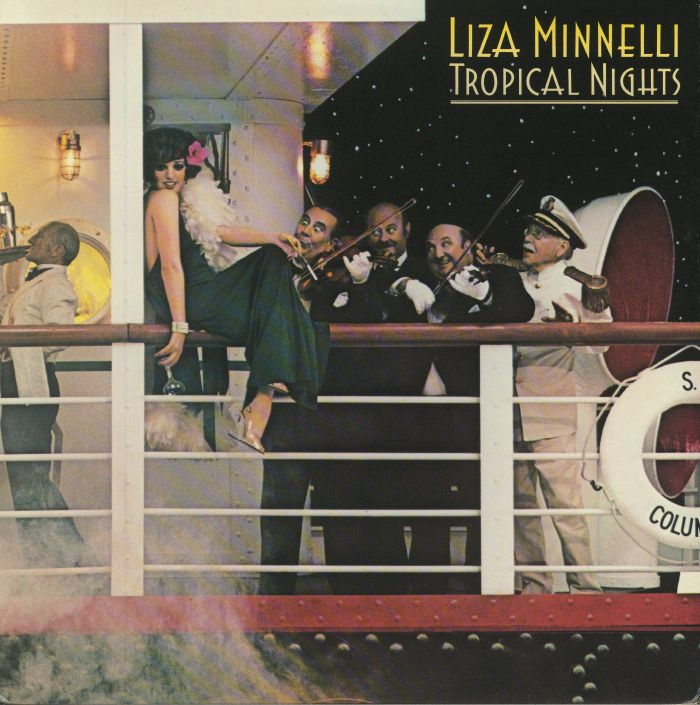 MINNELLI, Liza - Tropical Nights (warehouse find, slight sleeve wear)