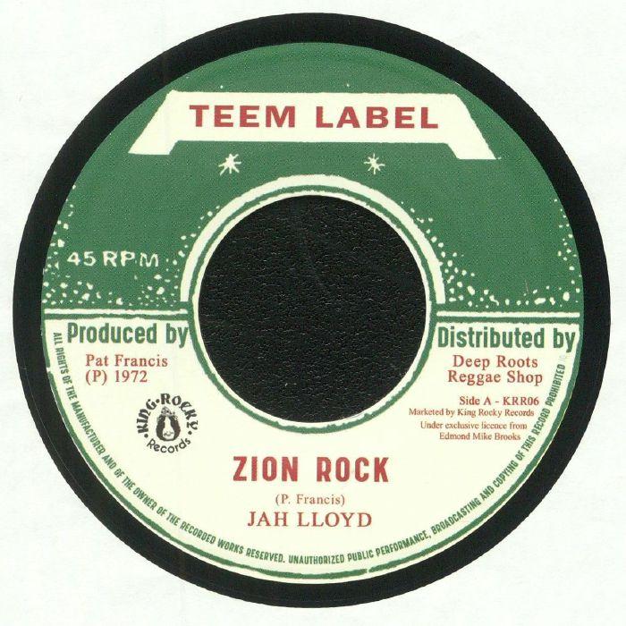 JAH LLOYD/VIN GORDON/FRANCIS ALL STARS - Zion Rock
