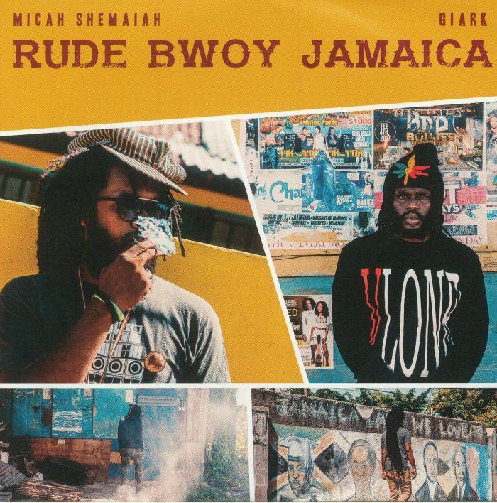 SHEMAIAH, Micha/GIARK - Rude Bwoy Jamaica