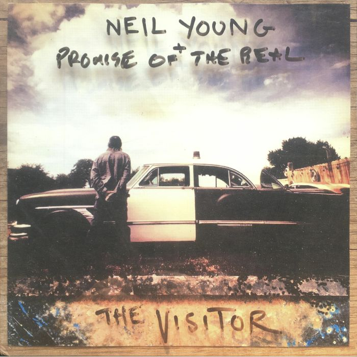YOUNG, Neil/PROMISE OF THE REAL - The Visitor