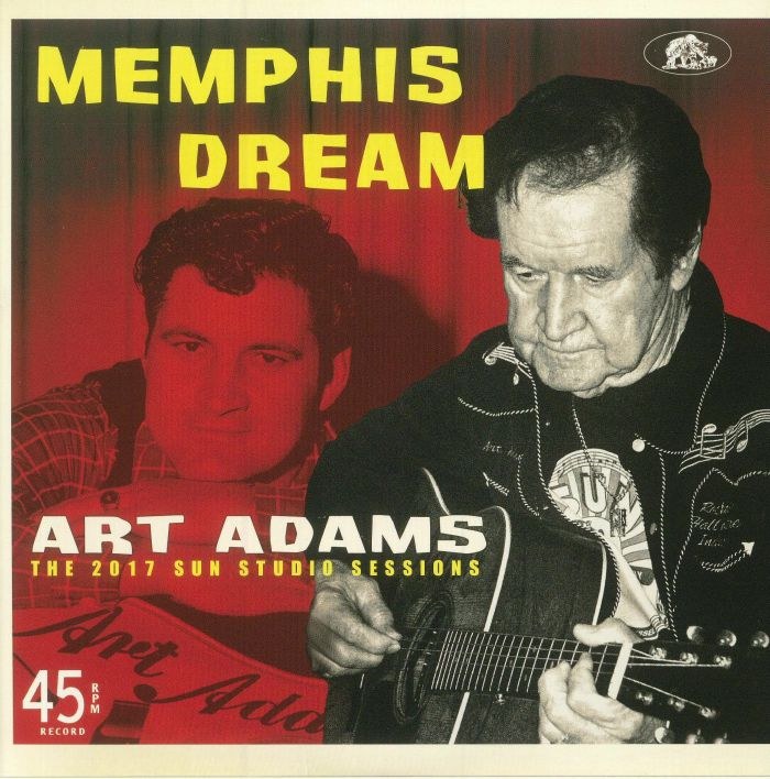 ADAMS, Art - Memphis Dream