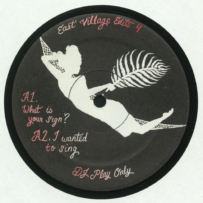 DJ Monchan - East Village Edits 4 (Dailysession Records)