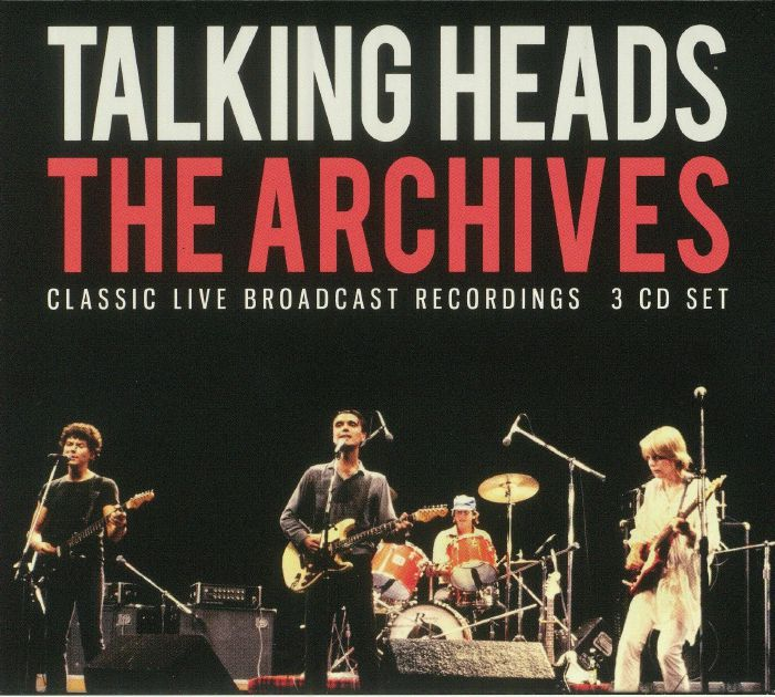 TALKING HEADS - The Archives