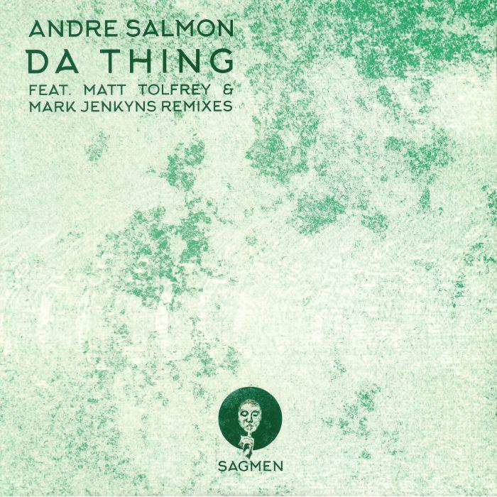 SALMON, Andre - Da Thing