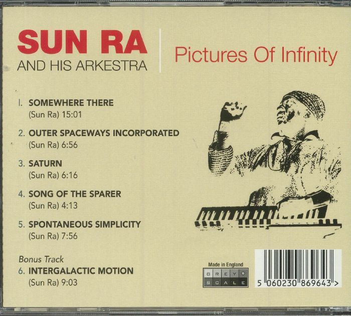 SUN RA & HIS ARKESTRA - Pictures Of Infinity