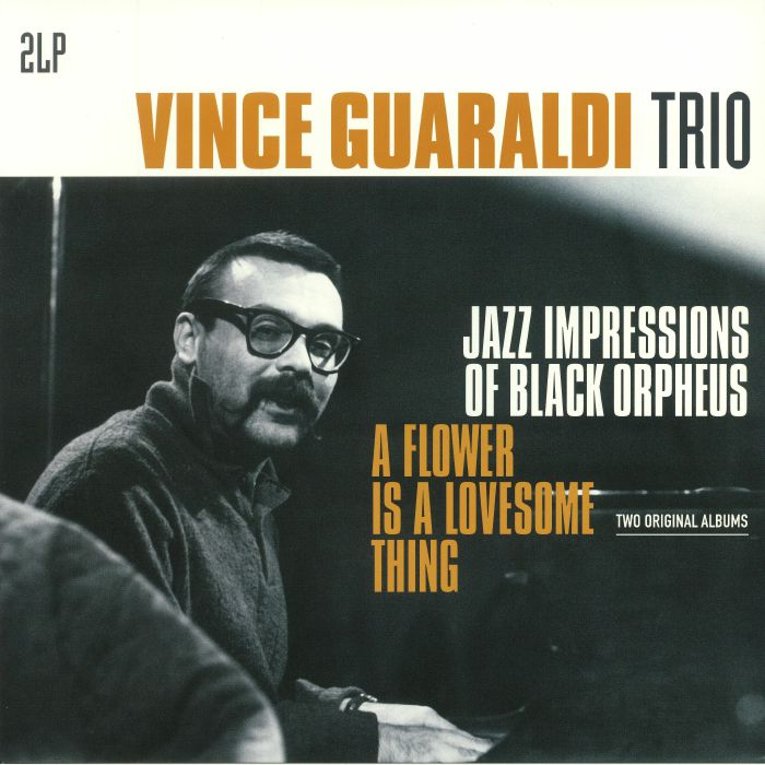 Vince Guaraldi Trio Jazz Impressions Of Black Orpheus Amp A