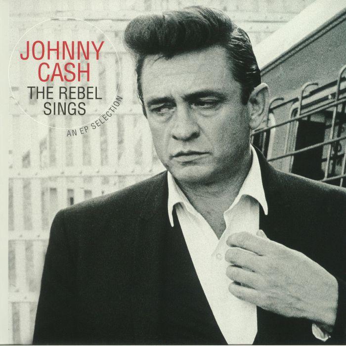 Johnny Cash Rebel Sings An Ep Selection Vinyl At Juno