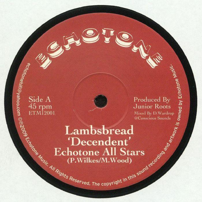 DECENDENT/VIN CAMPBELL - Lambsbread