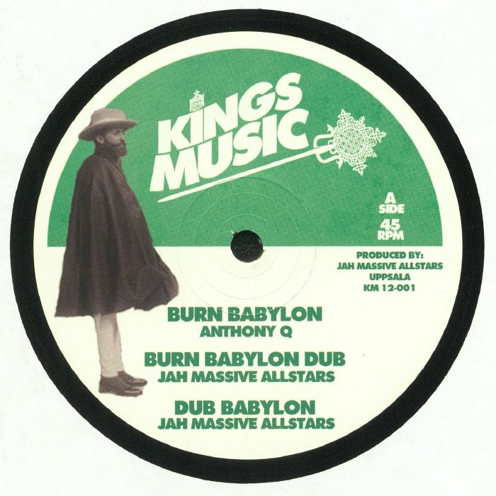 ANTHONY Q/JAH MASSIVE ALLSTARS/DAN CORN/JAHZZ/LIX - Burn Babylon