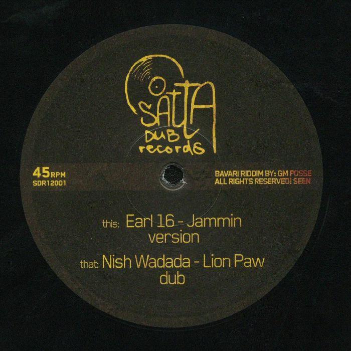 EARL 16/NISH WADADA - Jammin