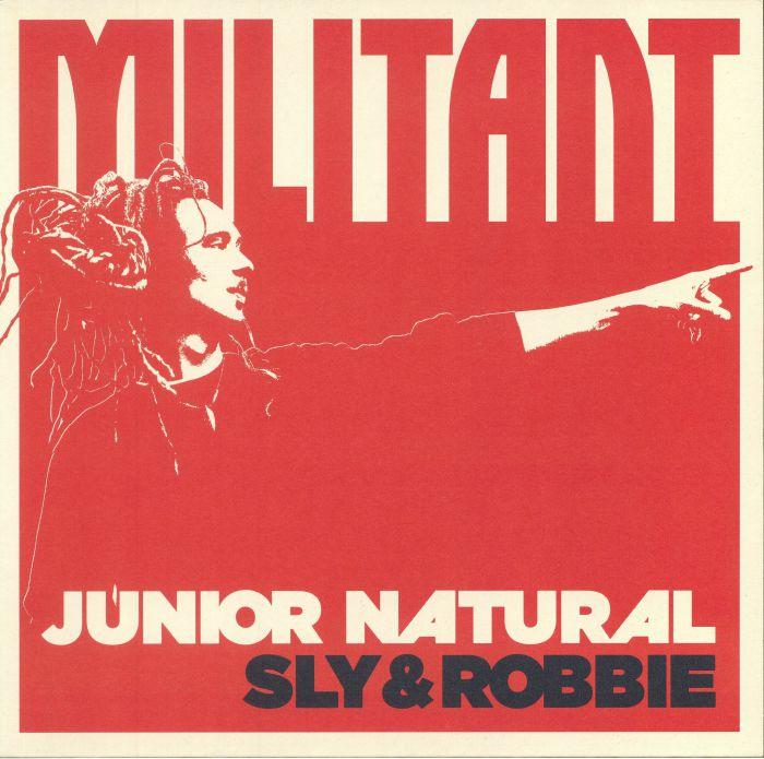 JUNIOR NATURAL/SLY & ROBBIE - Militant