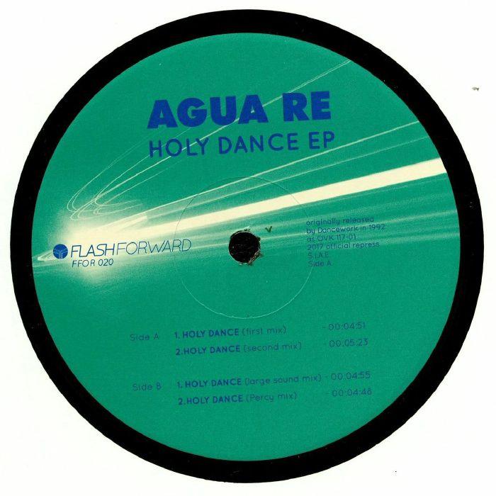 AGUA RE - Holy Dance EP