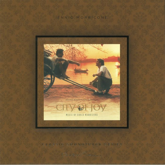MORRICONE, Ennio - City Of Joy: Deluxe Edition (Soundtrack) (reissue)