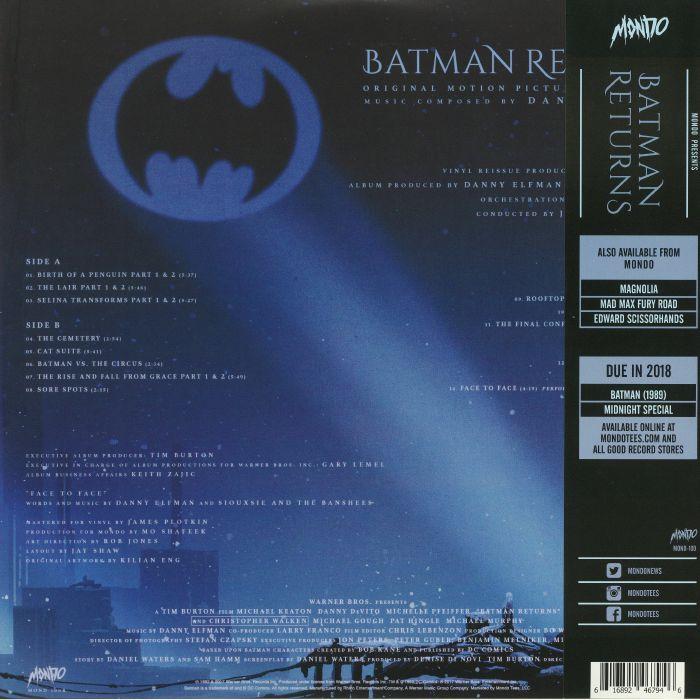 ELFMAN, Danny - Batman Returns (Soundtrack)