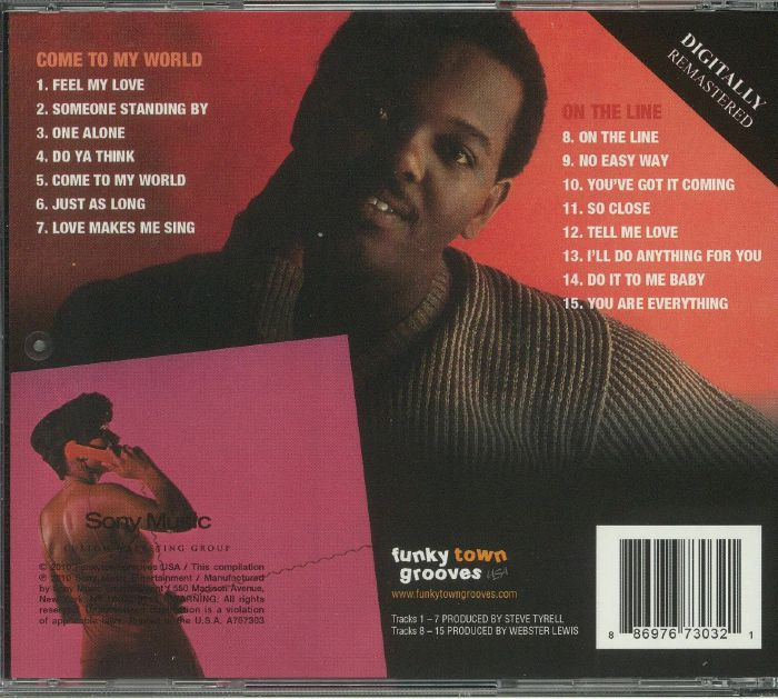 WYCOFF, Michael - Come To My World/On The Line