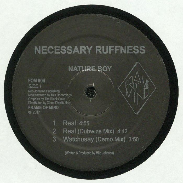 NATURE BOY - Necessary Ruffness