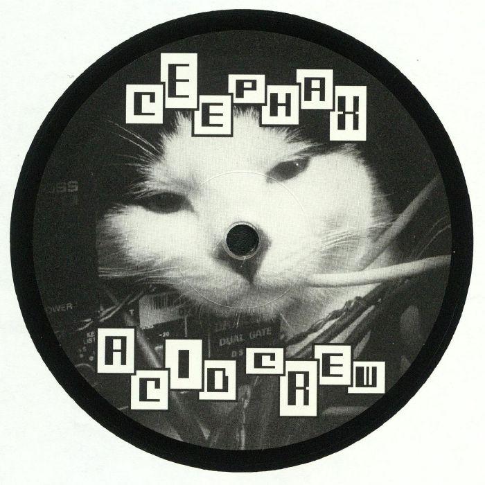 CEEPHAX ACID CREW - Byron's Ballads EP
