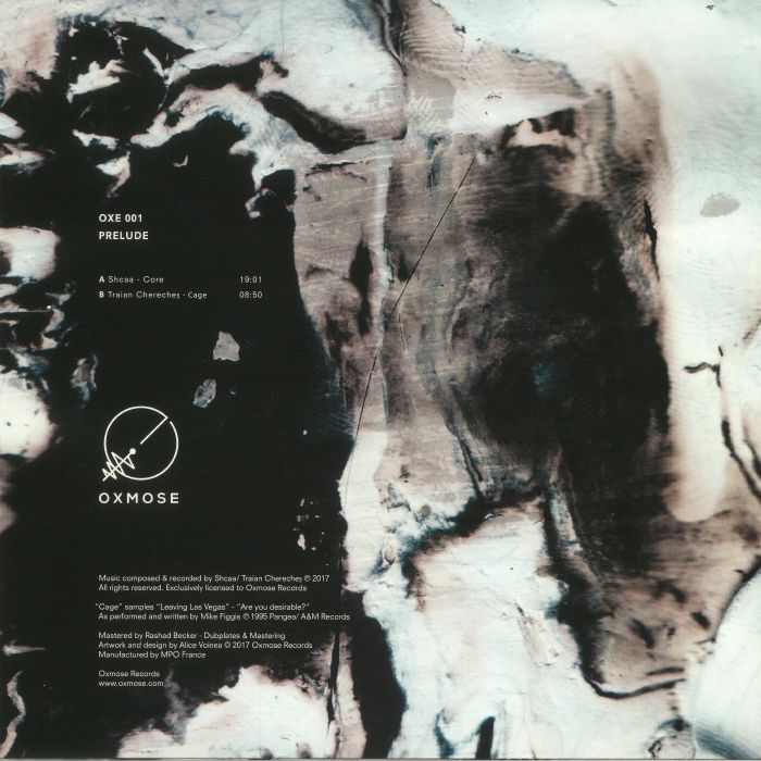 SHCAA/TRAIAN CHERECHES - Prelude