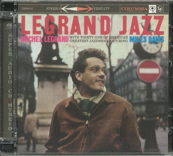 LEGRAND, Michel - Legrand Jazz
